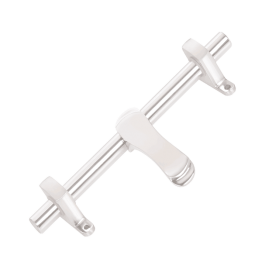 Stainless Steel Latch S type for wooden door