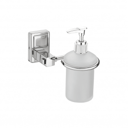 Stainless Steel Chrome Plated Soap Dispenser