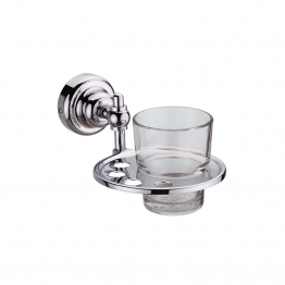 Stainless Steel Wall Mounted Toothbrush Holder