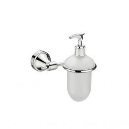 Stainless Steel Liquid Soap Dispenser Holder