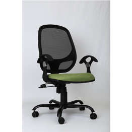 ergonomic revolving chair
