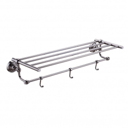 chrome plated Towel Rack Holder