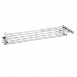 chrome plated Bathroom Towel Rack