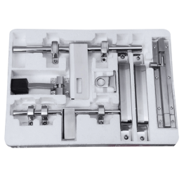 Stainless Steel Door Kit Square