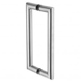 Anitique Glass Door Pull Handle