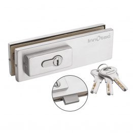 Glass Door Lock Stainless Steel 304 for glass door