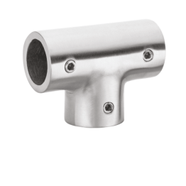 Shower Bracket Clamp For Three Way Connecting Rod