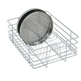 SS Kitchen Basket made by 6 mm wire high quality - The Green Interio