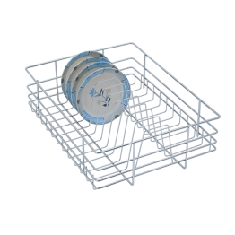Plate Basket Stainless Steel