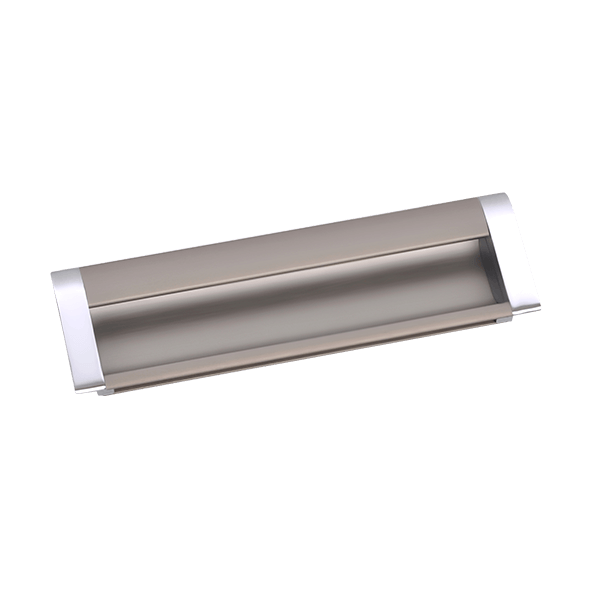 Aluminium Concealed Cabinet Handles For Kitchen Cabinet