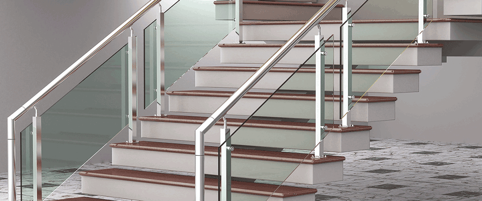 Green Interio High Quality Stainless Steel Baluster in India