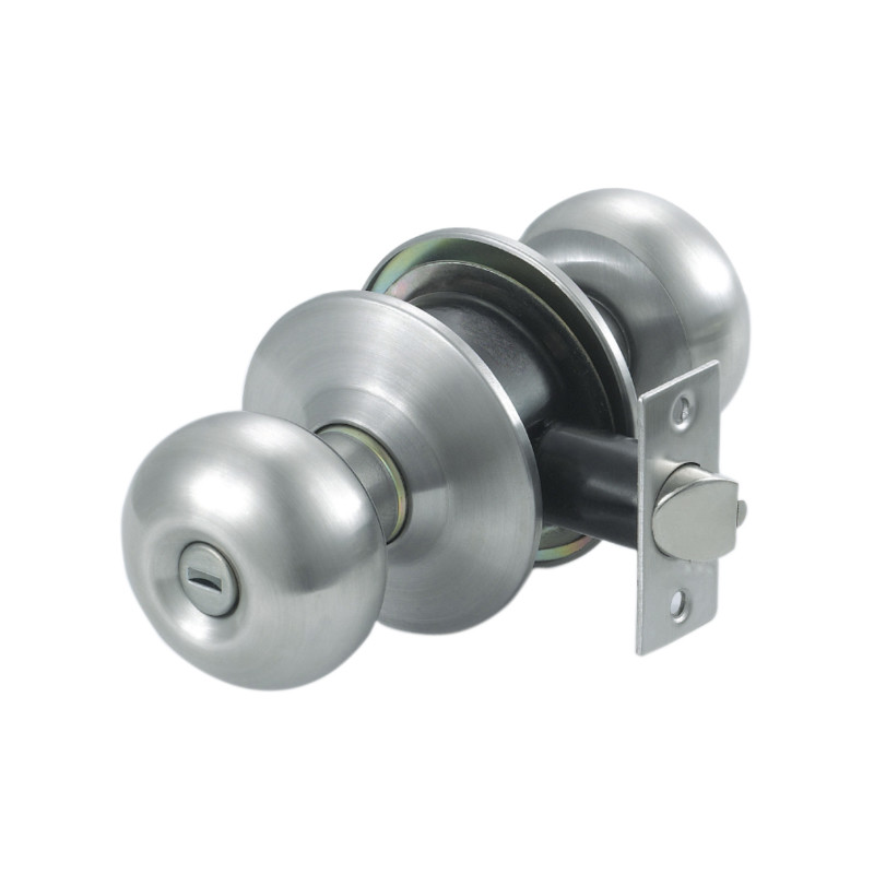 Ss304 Door Knob Lockset One Side Push Button Buy Online In